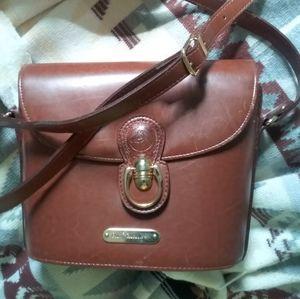 Ralph Lauren polo equestrian purse